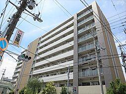 大阪府東大阪市高井田本通5丁目の賃貸マンションの外観