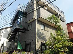 神奈川県横浜市港北区日吉2丁目の賃貸マンションの外観
