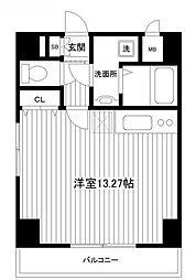 UFステージ伊勢佐木[2階]の間取り