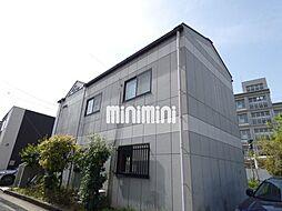 愛知県名古屋市緑区鳴海町字米塚の賃貸アパートの外観