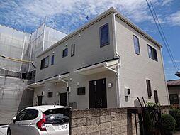 千葉県市川市大和田2丁目の賃貸アパートの外観