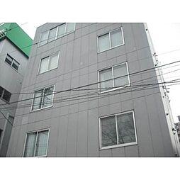 北海道札幌市北区北十二条西1丁目の賃貸マンションの外観