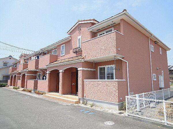 ジェンティーレA・B 2階の賃貸【愛媛県 / 伊予市】