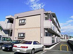 大阪府三島郡島本町東大寺3丁目の賃貸マンションの外観