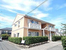 コモンシティ志井 A棟[2階]の外観