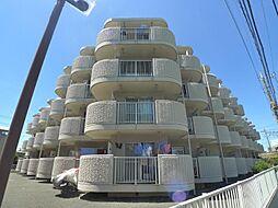 サバービア[3階]の外観