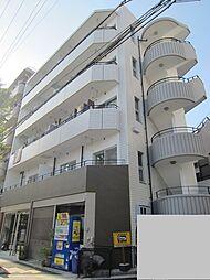 サン・モアマンション[4階]の外観