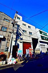 マンション若竹[205号室]の外観