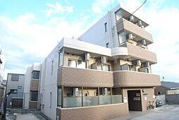 プレリュード江坂[2階]の外観