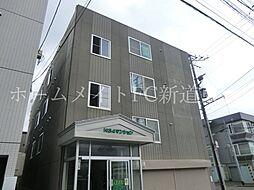 N34マンション[3階]の外観