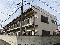 増田コーポ[1階]の外観