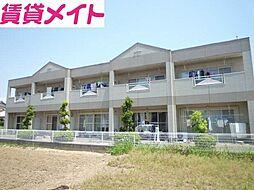 三重県津市久居相川町の賃貸アパートの外観