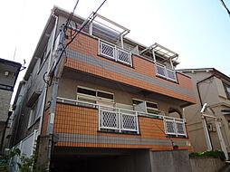 ラックコウベ[2階]の外観
