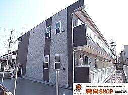 千葉県習志野市袖ケ浦1の賃貸アパートの外観