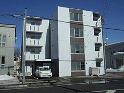 S−MODE麻生西[4階]の外観