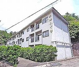 京都府京都市山科区日ノ岡夷谷町の賃貸マンションの外観
