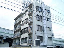 大阪府豊中市山ノ上町の賃貸マンションの外観