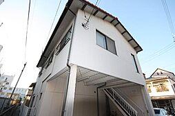 香川県高松市松島町の賃貸アパートの外観
