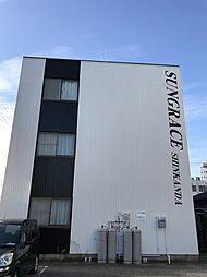 サングレイス新神田[205号室]の外観