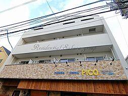 カーサピコエノシマ -CASA PICO ENOSHIMA-[3階]の外観
