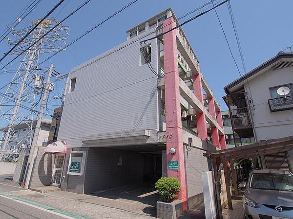 コーポNSR 2階の賃貸【広島県 / 安芸郡海田町】