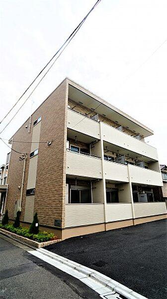 東所沢アーバンレジデンス[3階]の外観