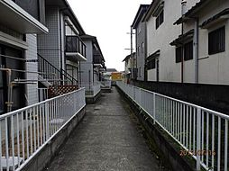 ジョイフル松島[2階]の外観