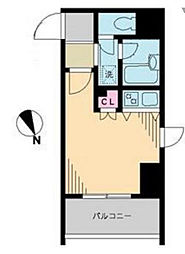 RONG SHING RYUS TOWER[7階]の間取り