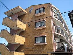 ドミールオガワ[4階]の外観