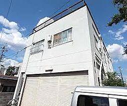 京都府京都市西京区桂稲荷山町の賃貸アパートの外観