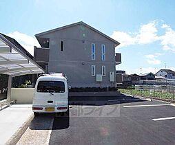 京都府京都市伏見区深草大亀谷大山町の賃貸アパートの外観