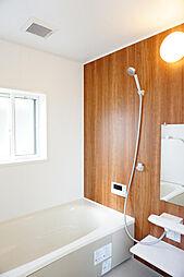 浴室も新品に交換