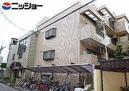富士レイホービル第3[1階]の外観