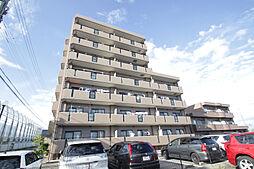 愛知県名古屋市緑区黒沢台4丁目の賃貸マンションの外観