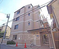 京都府京都市北区小山西花池町の賃貸マンションの外観
