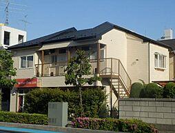石村ハイツ[203号室]の外観