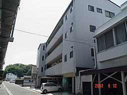 竹内マンション[201号室]の外観