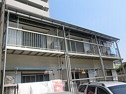 東京都府中市府中町1丁目の賃貸アパートの外観
