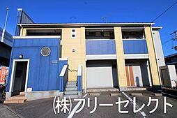 福岡県福岡市博多区三筑1丁目の賃貸アパートの外観
