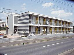 レオパレス松ヶ丘[102号室]の外観