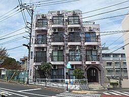 ジュネス永山[2階]の外観