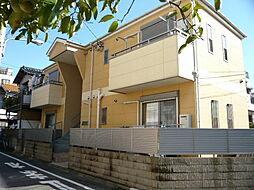 東京都江戸川区南葛西6の賃貸アパートの外観