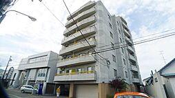 北海道札幌市西区発寒六条5丁目の賃貸マンションの外観