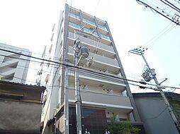グランド上町[3階]の外観