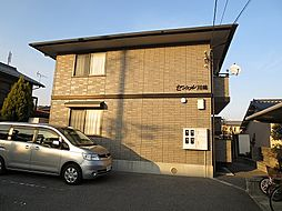 セジュール川崎[2階]の外観