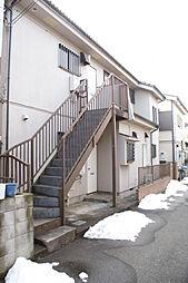加藤アパート[201号室]の外観
