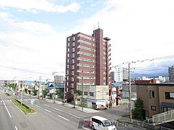 プレサント小樽稲穂[7階]の外観