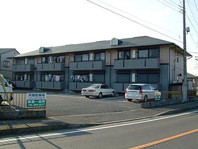 外観,2LDK,面積55.2m2,賃料5.5万円,つくばエクスプレス つくば駅 4.1km,,茨城県つくば市並木