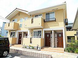 愛知県名古屋市西区木前町の賃貸アパートの外観