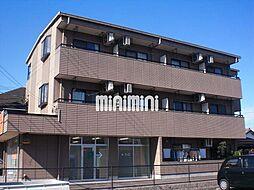 愛知県豊明市大久伝町南の賃貸マンションの外観